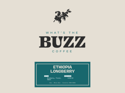 What's the Buzz Coffee #2
