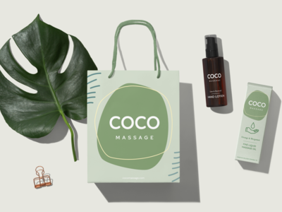 coco massage products