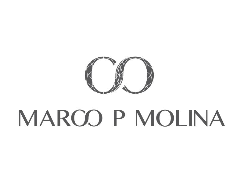 Infinity Jewelry Logo wip logo jewelry diamond infinity branding typography