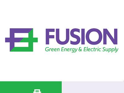 Fusion Logo hawaii branding design logo