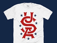 USA Monogram T-shirt