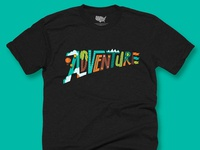 Adventure T-shirt - Black