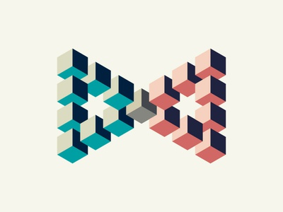 Brain Failures flatdesign flat illusion illustration
