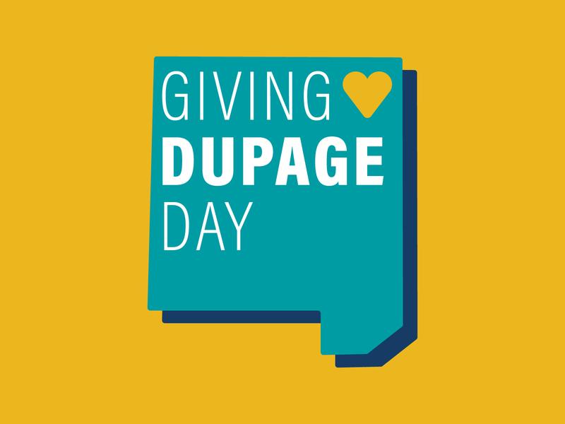 Giving DuPage Day Logo Design