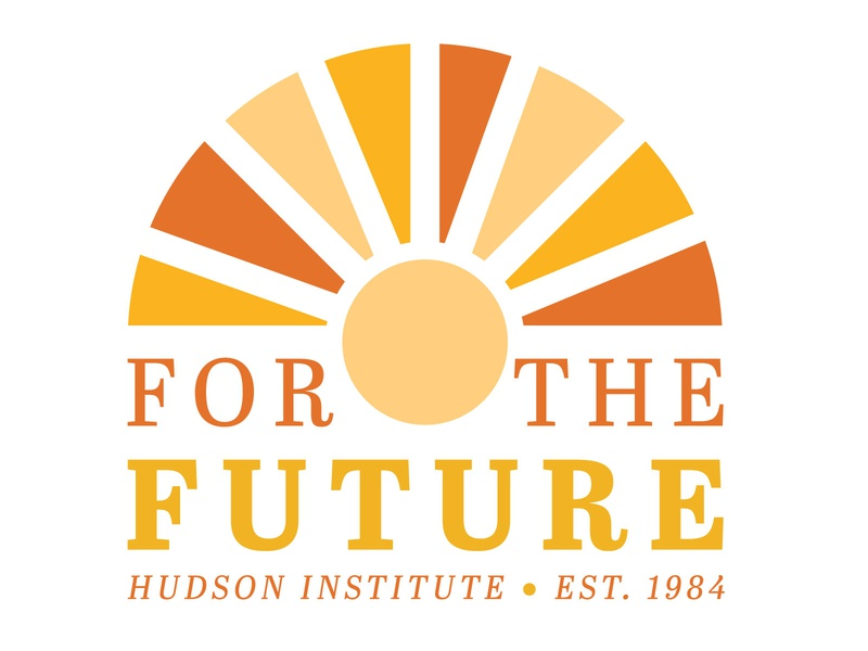 Hudson Institute - For The Future logo