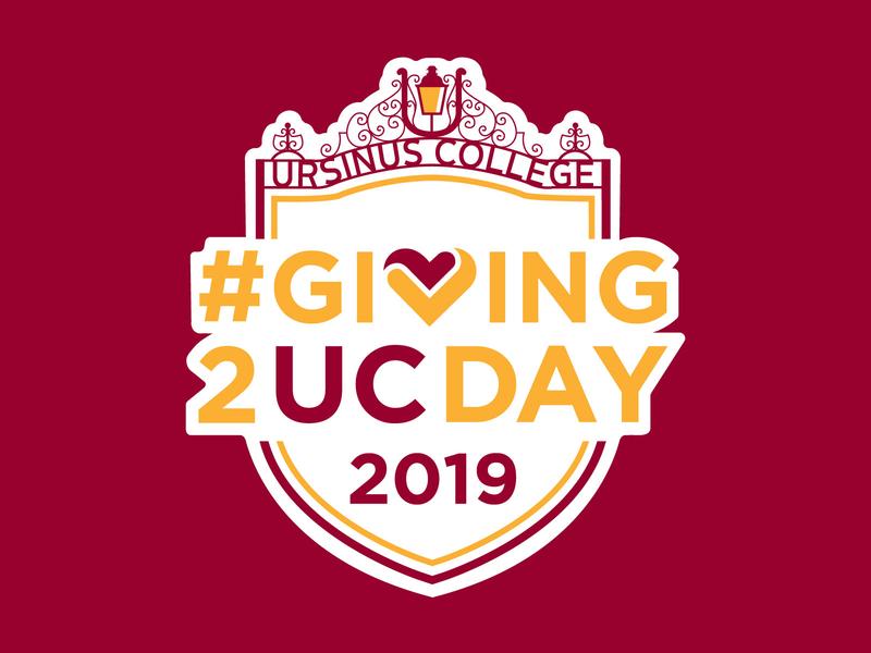 #Giving2UCDay Logo Design
