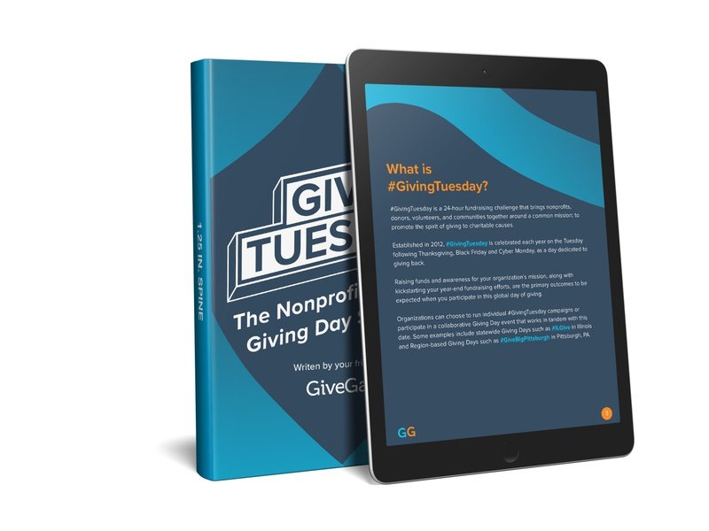 #GivingTuesday: The Nonprofit Guide to Giving Day Success ebook