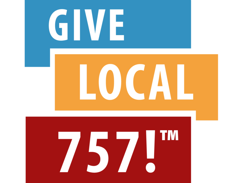 Give Local 757!™ Identity Redesign