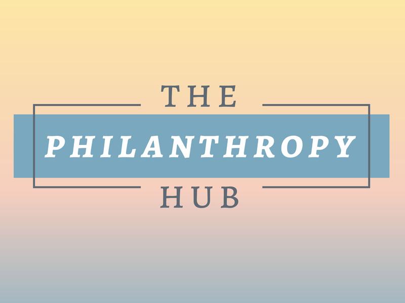 The Philanthropy Hub Logo and Branding