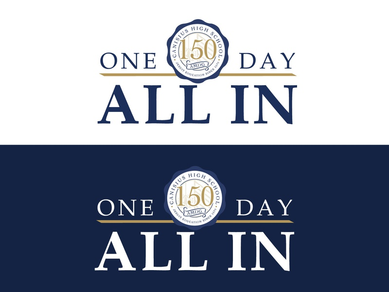 One Day All In Logo Design