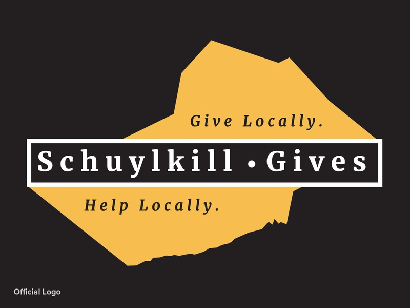 Schuylkill Gives Logo and Branding