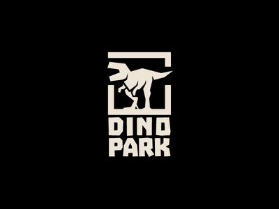 Daily Logo 35/50 - Dinosaur Amusement Park
