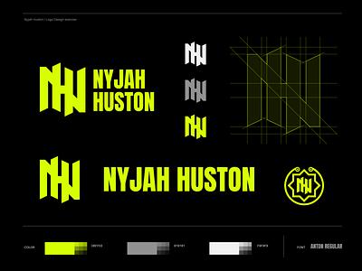 Nyjah Huston - logo design exercise skate logo skateboard brand skate branding professional skateboarder professional skateboarder nyjah huston design designer brand branding logo skateboard