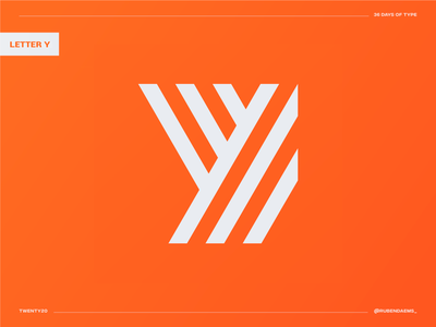 36 days of type: Letter Y