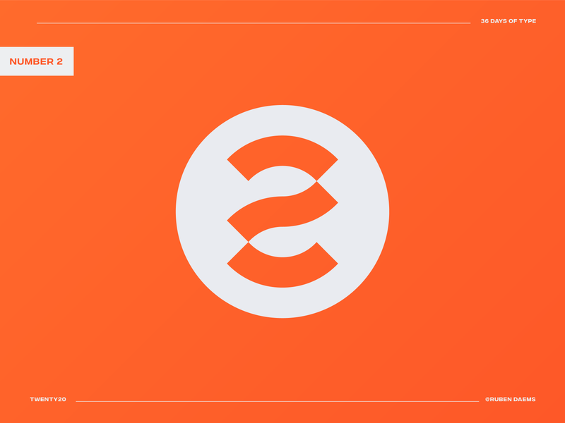 36 days of type: Number 8 identity mark designer brand branding logo design 36daysoftype08 36daysoftype logo design number eight logo eight 8 logo number 8