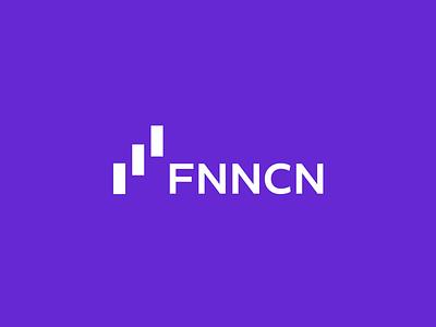 FNNCN - Logo design finance stocks stock logo sharts logo fincance logo finance app mark brand identity designer branding logodesigner investment platfrom investment investment logo financial logo design logo