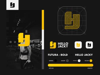 Hello Jacky / Fitness Application
