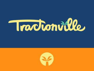 Tractionville Logo