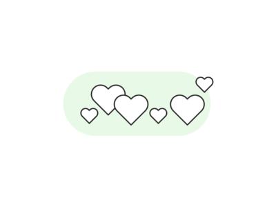 Illustration about customer satifaction heart olisto illustration