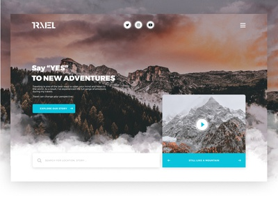 RAEL - Travel template