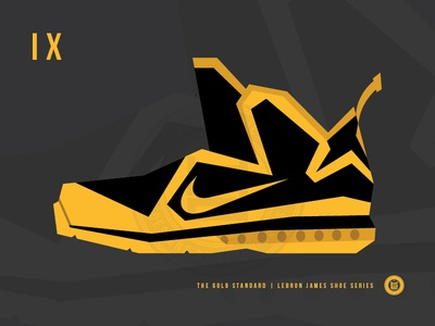 The Gold Standard | LeBron IX