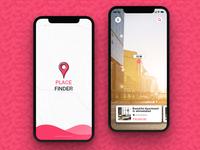 Place Finder application