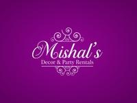 Party Rentals Logo