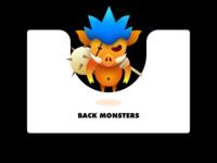 back monsters