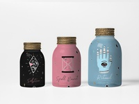 Incantation branding and packaging