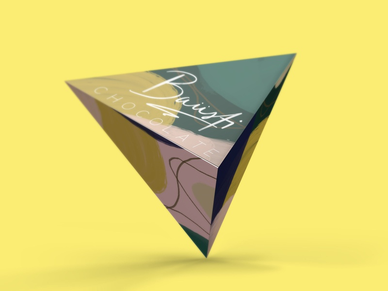 Bausti Prism Chocolate Packaging + Branding