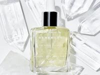 Minimal Translucent Label Design for Yalu Apothecary