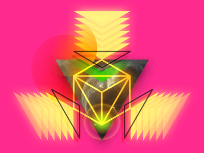 Dissertation   Social Cohesion abstract geometric vector photoshop illustration teamwork society harmony connection space social triangle