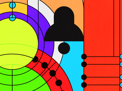 Londrina | Train poster design londrina train abstract vector illustrator photoshop illustration