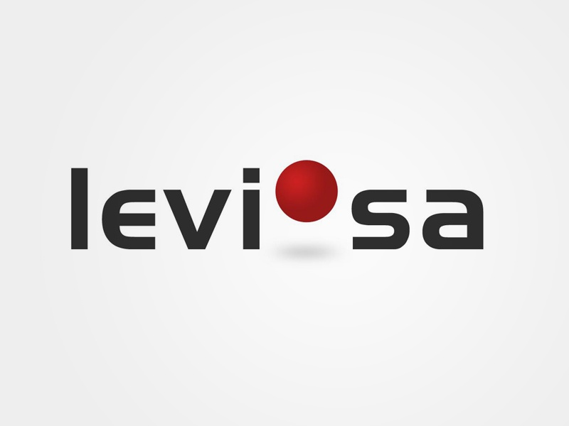 Leviosa Logo levitate design leviosa logo