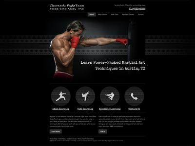 Martial art website