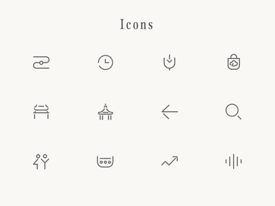 Icon _forbidden city go icon design ui forbidden ancient china icons