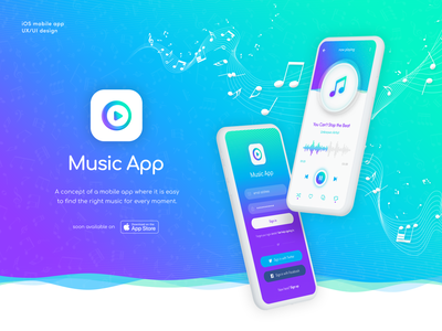 music app mobile ui mobile design mobile app mobile app