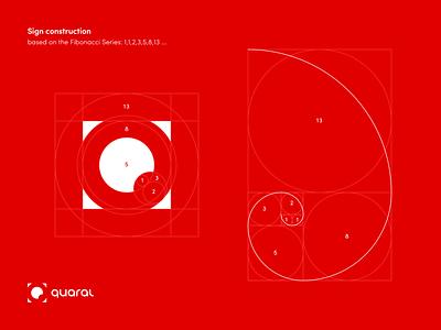 quaral logo logo visual identity brand identity branding