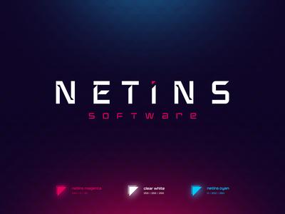 NETINS - branding