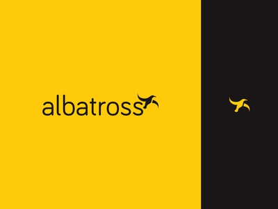 A new fashion brand logo design for Albatross