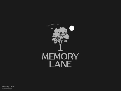 Memory Lane - Rejected Logo 01