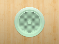 In-wall speaker