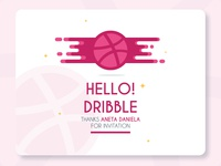 Hello Dribbble ! Im Ahmad