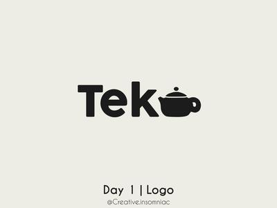 Teapot Logo As Teko