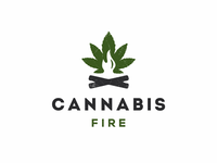 Cannabis Fire logo