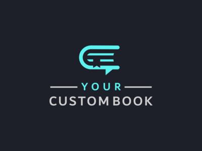 Your custom book logo