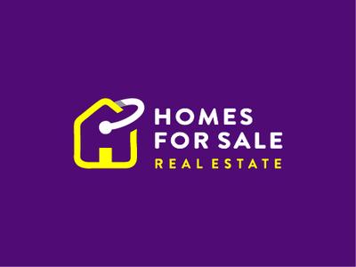 Home+sale tag logo