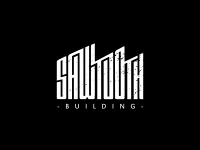Sawtooth building logo