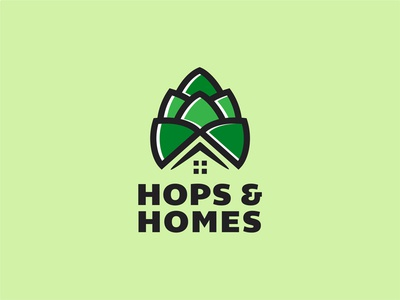 Beer home logo