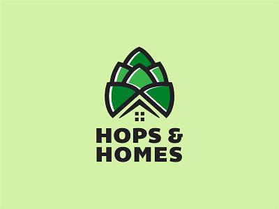 Beer home logo craft beer logo brewery house logo hops house logo hops home logo house beer logo home brewery logo beer home logo